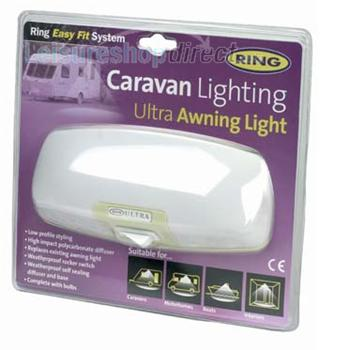 External lighting 12v