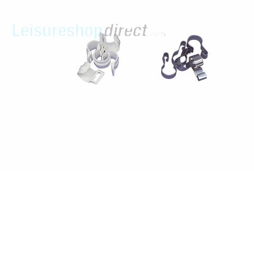 Inner Tent Clips (6) 20/25 mm Nylon