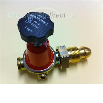 Regulator propane HP Adjust
