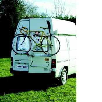 Fiamma 200D Carry-Bike + Spare Parts