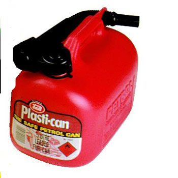 Petrol Can Leaded 5L (TETROSYL)
