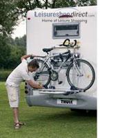 Thule Omni-Bike Elite Bike Carrier + Spare Parts