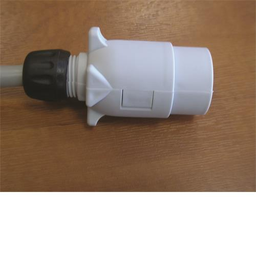 7 pin plug - S type for towing