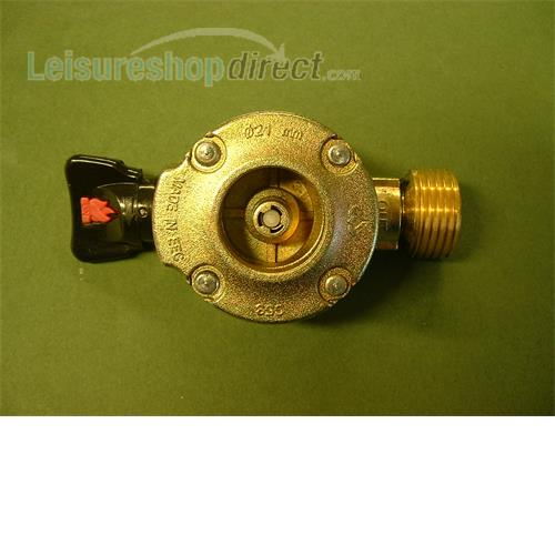 21mm clip on adaptor for Calor 7kg and 15kg cylinders image 3