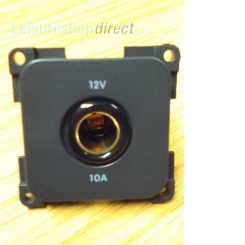 CBE 12V standard socket, Grey image 1