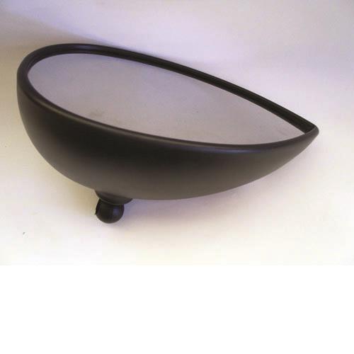 Milenco Aero Mirror Head Convex