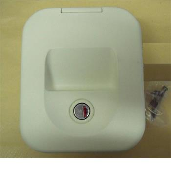Waterfill Door for Thetford C- 200CW/CWE Toilets - White