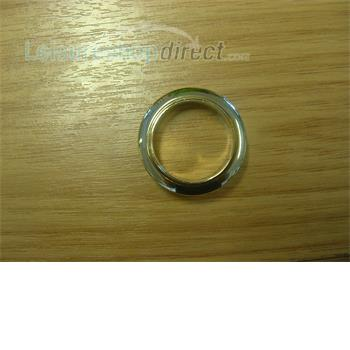 Rosette for Push Button Catch Gold