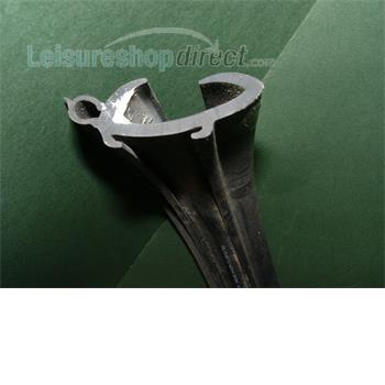Window rubber 45mm