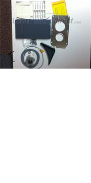 Ultrastore cowl  kit- grey