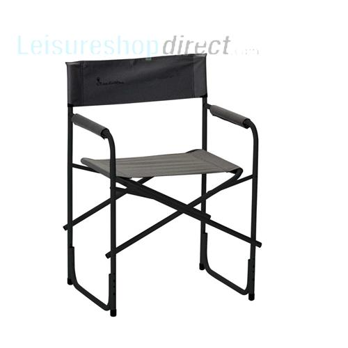 Isabella Directors Chair - Black