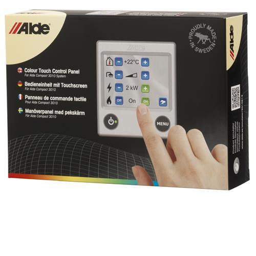 Alde Colour touch control panel