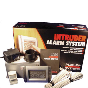 IDM4 Intruder Alarm system, alarms, accessories