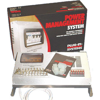 Power Management System - 18amp
