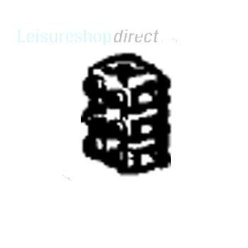 Dometic 3 PoleTerminal Block