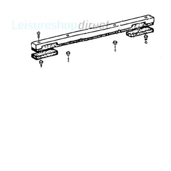 Dometic Strip Assembly