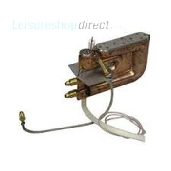 Burner Complete 30 mbar for Trumatic S3002 Automatic Ignition