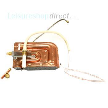 Burner Complete 30 mbar for Trumatic S3002 Older Models
