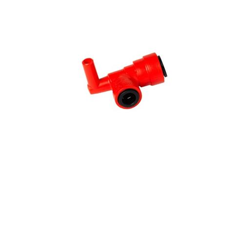 Alde Domestic Hot Water Connection Red 12mm Speedfit