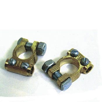 Plated Brass Battery Terminals
