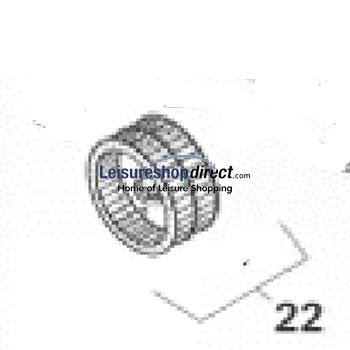 Fan Wheel Air for the Truma Combi 4 + 6
