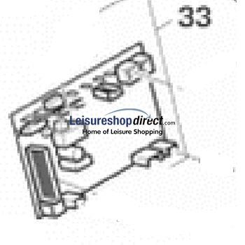 Truma Combi 4 PCB