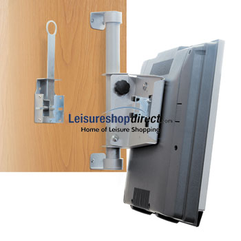 12v TV LCD Pole Support Bracket RH
