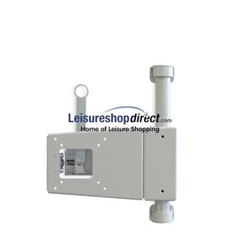 12v TV LCD Pole Support Bracket LH