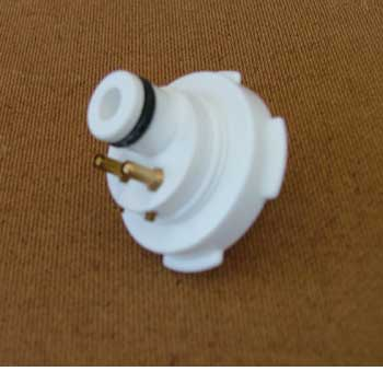 Whale Dual connector plug assembly