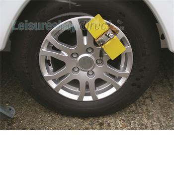 Compact C Milenco Wheel Clamp