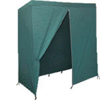 Toilet tents and Storage Tents