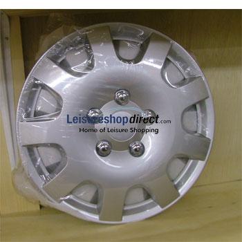 14$$$ Silver Wheel Trim 433S