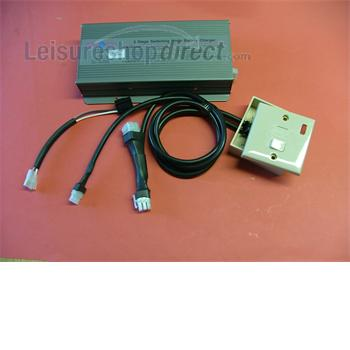 Nordelettronica NE143 DU Charger conversion kit only - with PX300 charger