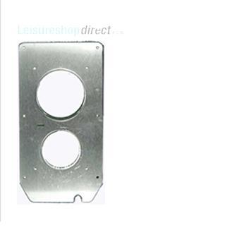 Cowl floor plate- Truma Ultrastore