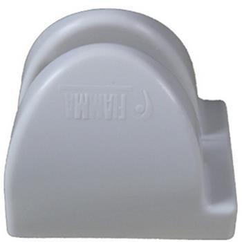 Bottom hinge cover - Fiamma security handle