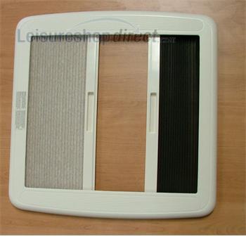 Complete Inner Frame for Mini-Heki and Mini-Heki Plus - Cream