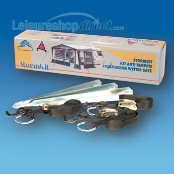 Awning / Tent Storm Tie Down Kit