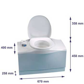 thetford toilet c 402c cassette and spare parts. Black Bedroom Furniture Sets. Home Design Ideas