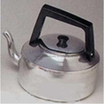 Traditional Aluminium Kettle - 3pt/1.7lt
