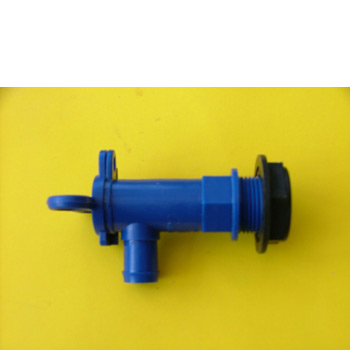 Drain tap for freshwater tank