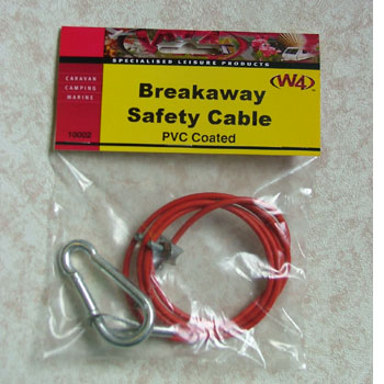 Breakaway Cable pvc coated
