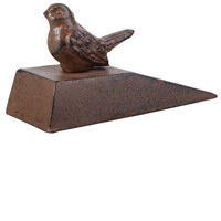 Cast Iron Bird Door Wedge