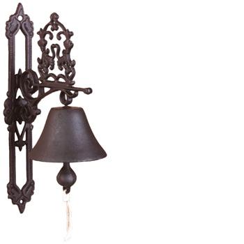 Classic Door Bell- Antique Brown