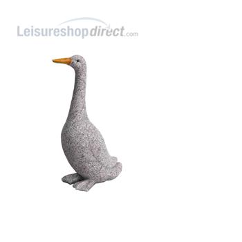 Runner Duck - Small - Stone effect image 1