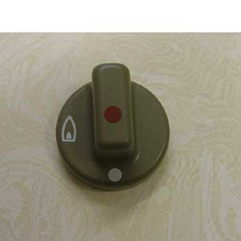 Gas control knob Electrolux and Dometic fridges