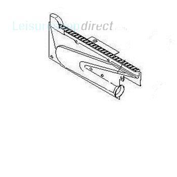 Oven Burner for the Spinflo Midi Prima
