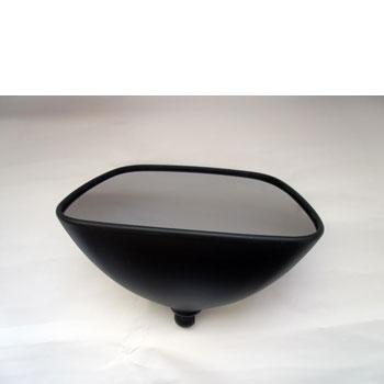 Milenco Grand Aero Mirror Head - Convex
