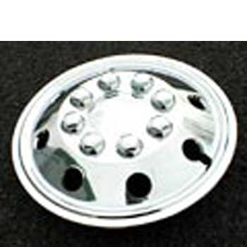 "Boulbous Chrome Wheel trim 16"" 603c"