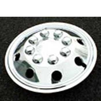 Bulbous wheel trim for 15$$$ wheel