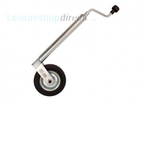 Jockey wheel assembly 42mm shaft